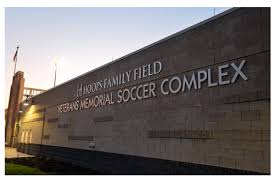 Hoops Family Field at Veterans Memorial Soccer Complex