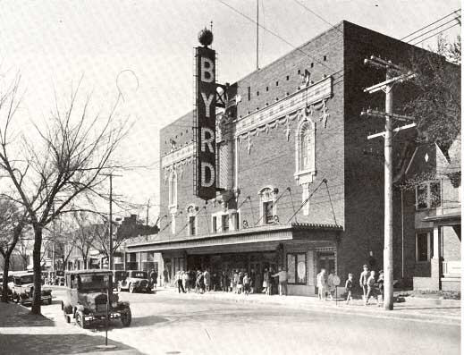 Byrd Theatre soon after it opened in 1929