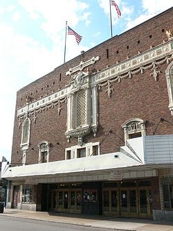 Byrd Theatre today