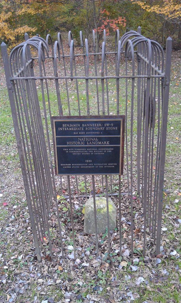 SW 9 Intermediate Boundary Stone (flickr.com)