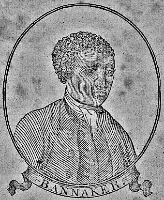 Benjamin Banneker 1795 (wikipedia.org)