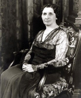 Matilda Rausch Dodge Wilson, benefactor of Wilson Theater, which would become Music Hall