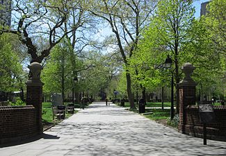 Washington Square (image from Wikimedia Commons)
