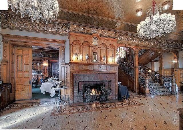 The Whitney Mansion Grand Hall