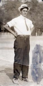 Bill Hayward, 1910