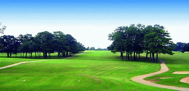 """Alfred """"Tup"""" Holmes Golf Course"""