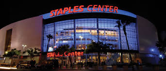 The Staples Center. Source: aegworldwide.com