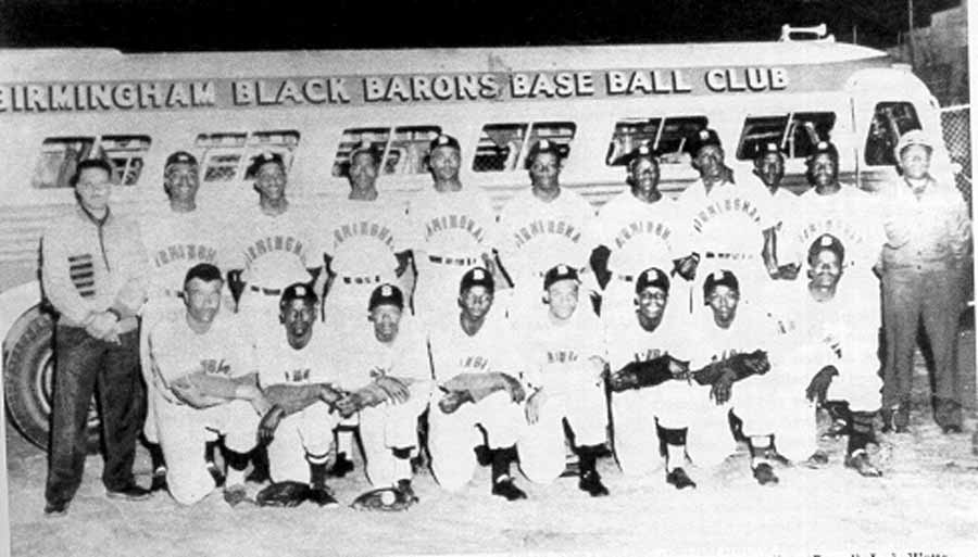 1950 Black Barons
