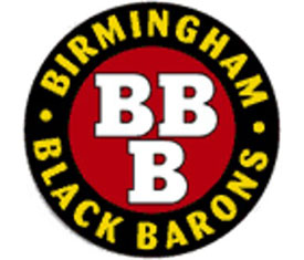 Birmingham Black Baron's Logo
