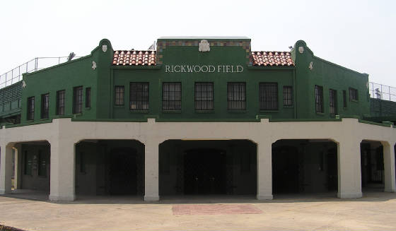 Rickwood was home to the Birmingham Barons from 1910-1987 and the Birmingham Black Barons from 1920-1963.