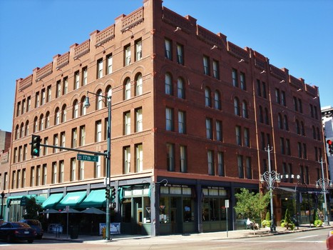 The Oxford Hotel is is Denver's oldest continuously-operating hotel.