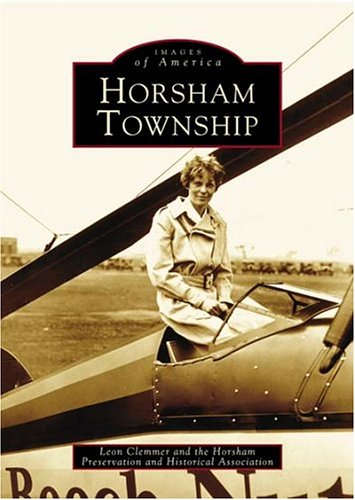 Learn more about the history of Horsham Township with this book-available by clicking the link below.