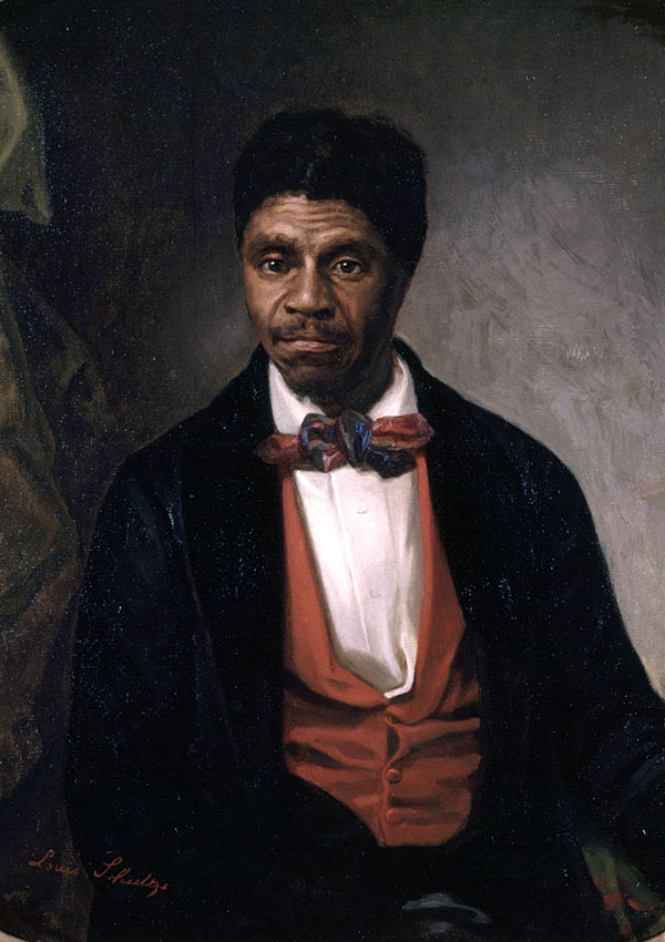 The Supreme Court ruled, 7-2, that Dred Scott, a slave, could not be free or be a United States citizen.