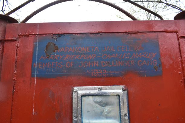 Jail Cell Door