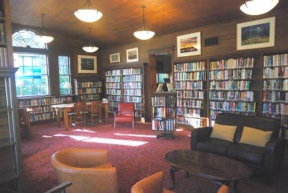 Main Reading Room, renovated 2009