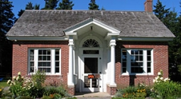 The Bass Harbor Memorial Library