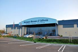 The Aerospace Museum of California was founded in 1986 at the former McClellan Air Force Base.