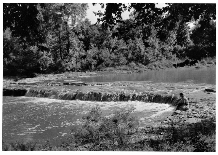 Image of Little Blue River.