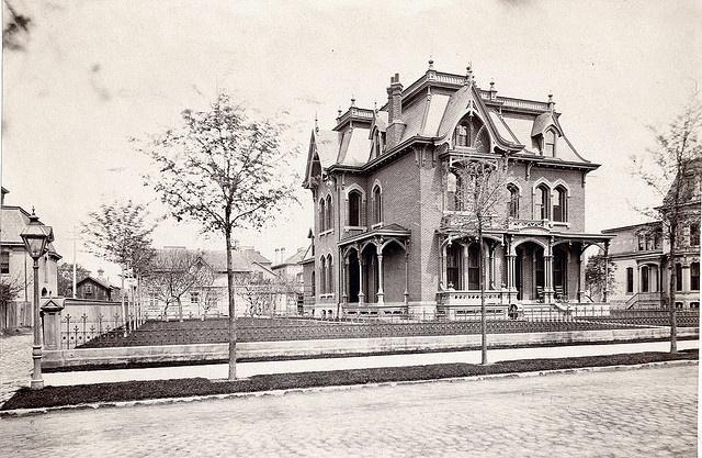 The Elisha Taylor Home