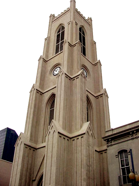 Exterior view (http://www.neworleanschurches.com/)