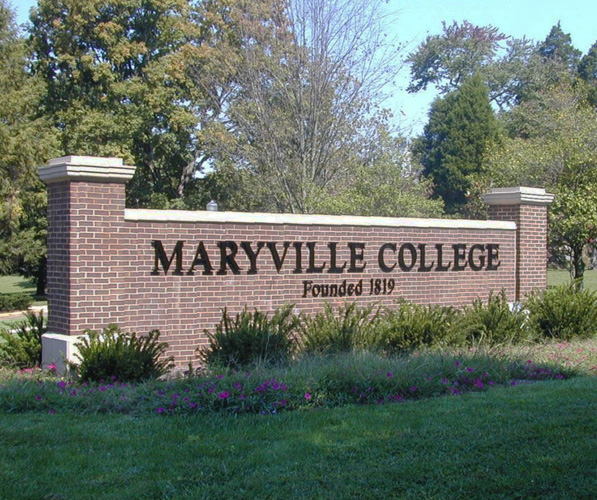 Maryville College was founded by the Rev. Isaac Anderson in 1819 and is affiliated with the Presbyterian Church.
