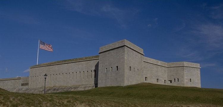 The fort has been restored and provides tours and educational exhibits related to American military history.