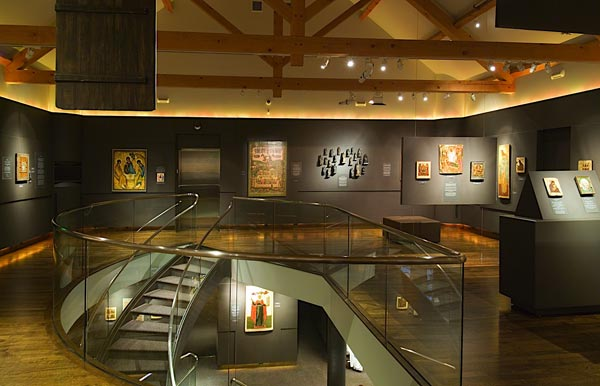 Interior of the museum (image from official museum website)