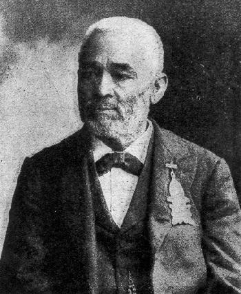 Rev. Moses Dickson