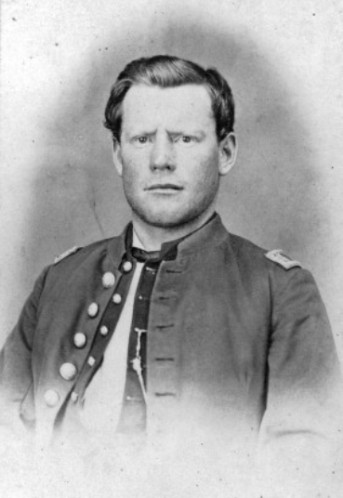 Captain Silas Soule during the Civil War