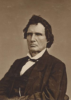Thaddeus Stevens (April 4, 1792 – August 11, 1868)