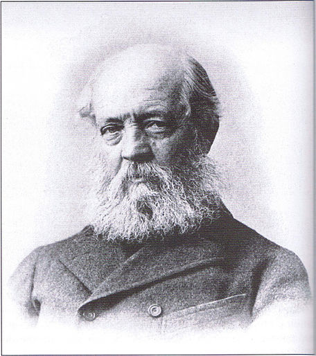 Frederick Law Olmsted, landscape architect for Belle Isle Park
