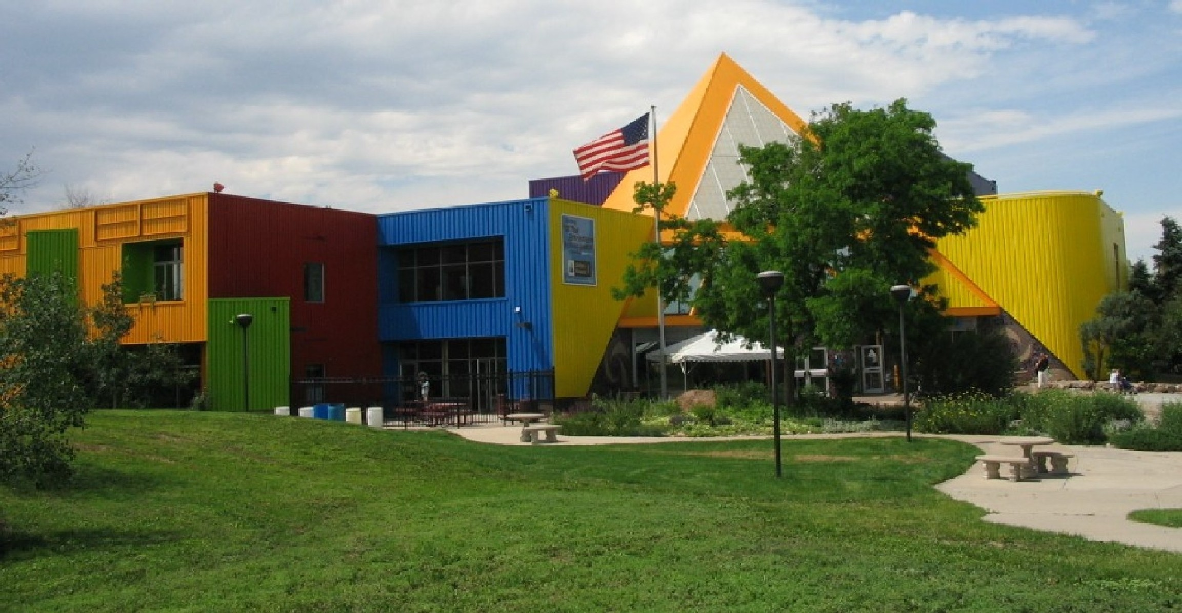 Children's Museum of Denver (image from Wikimedia Commons)