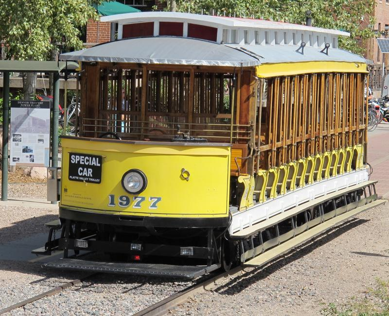 Platte Valley Trolley (image from Uncover Colorado)