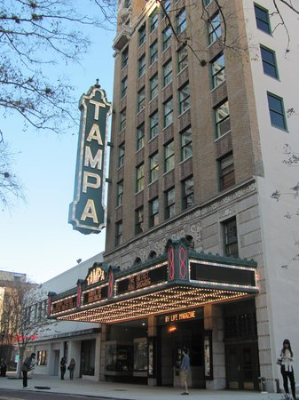 Tampa Theatre today