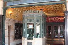 Tampa Theatre Box Office