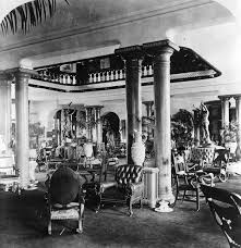 Grand Salon of the hotel
