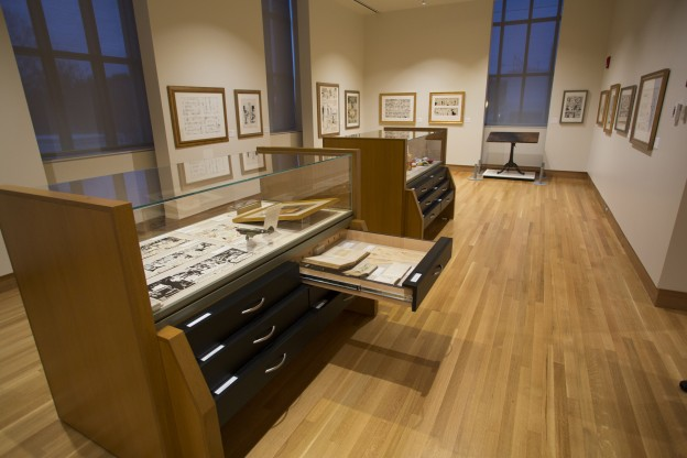 "Permanent Exhibit ""Treasures from the Collections"""