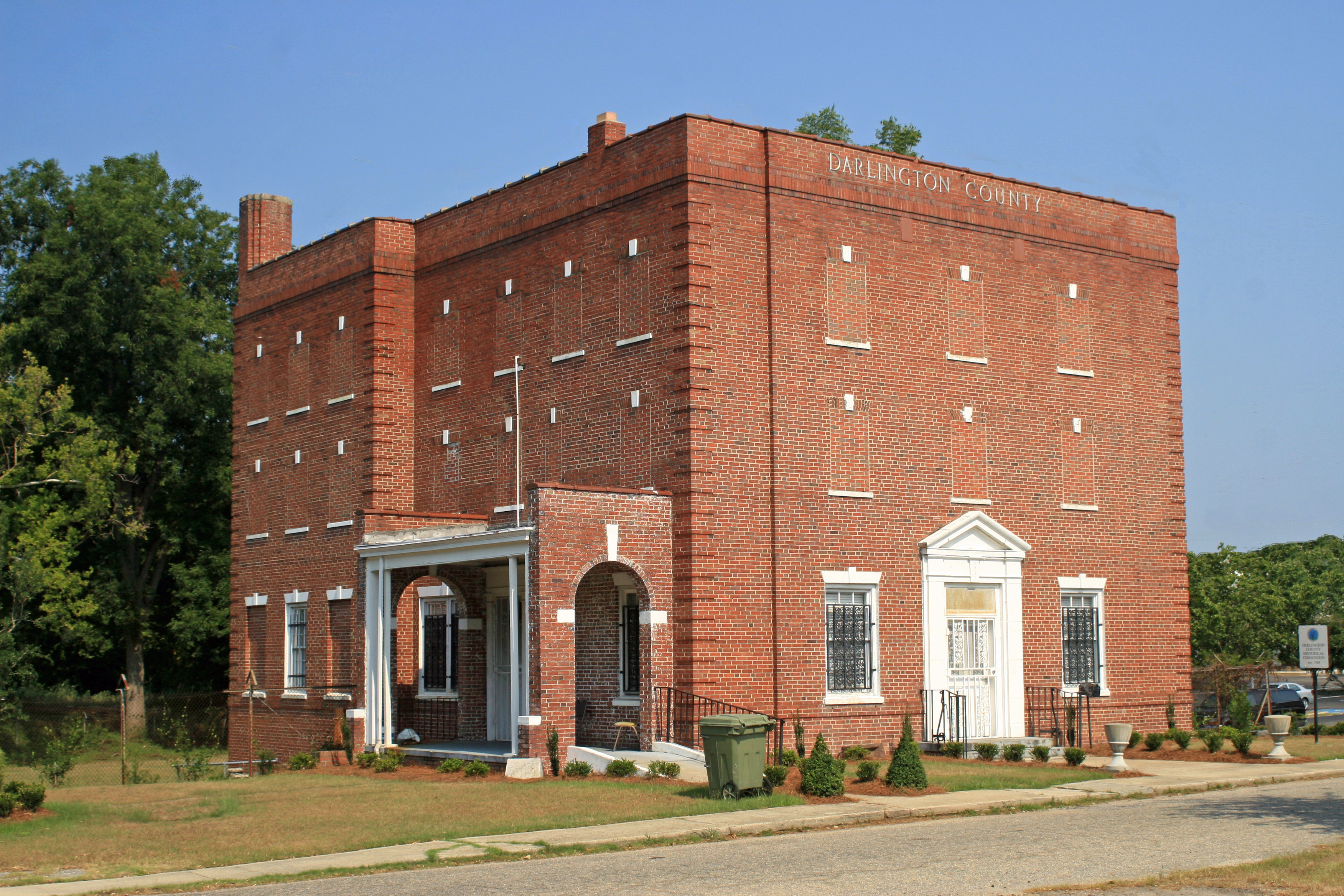 The Darlington County Historical Commisison