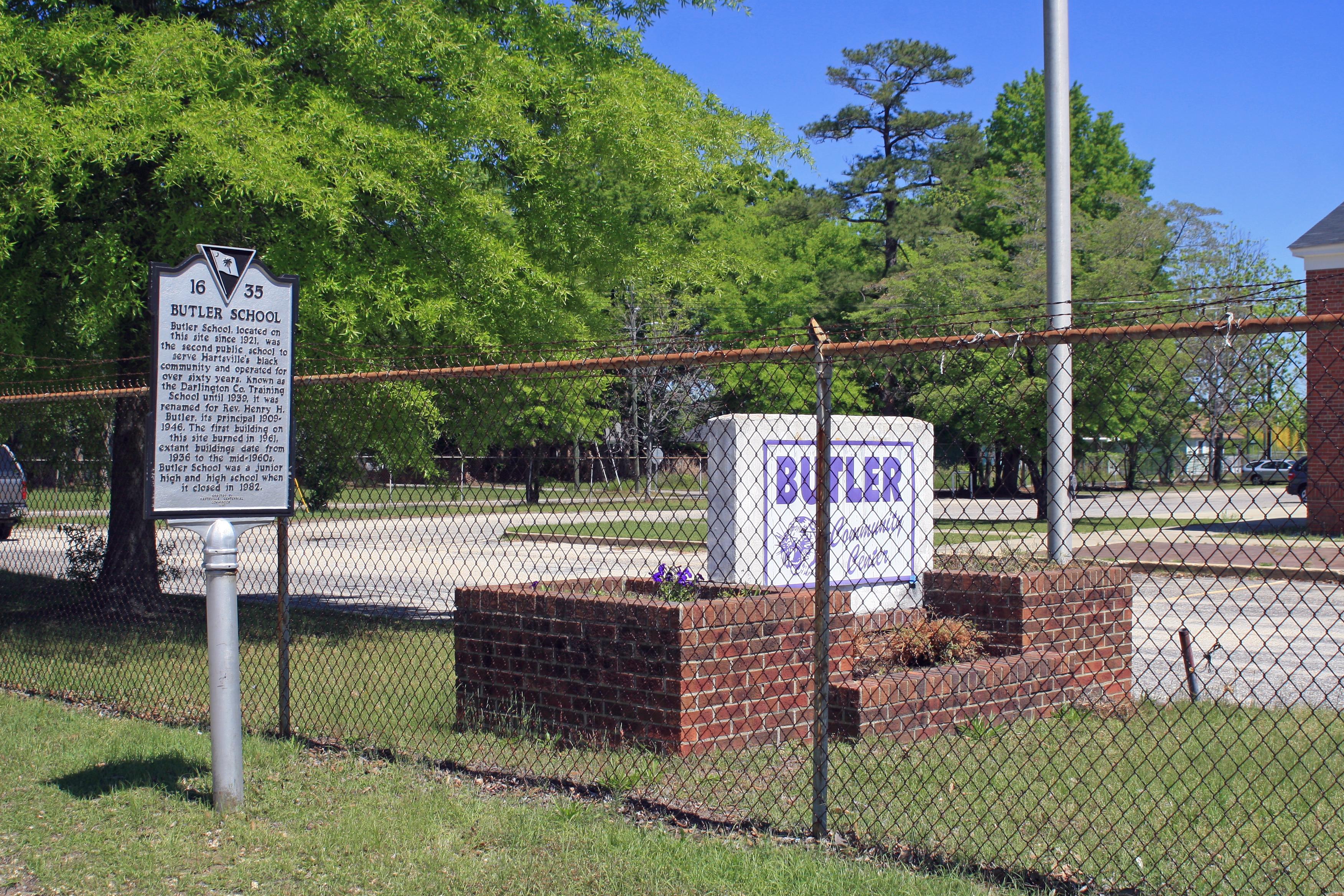 Butler School, Hartsville, SC.