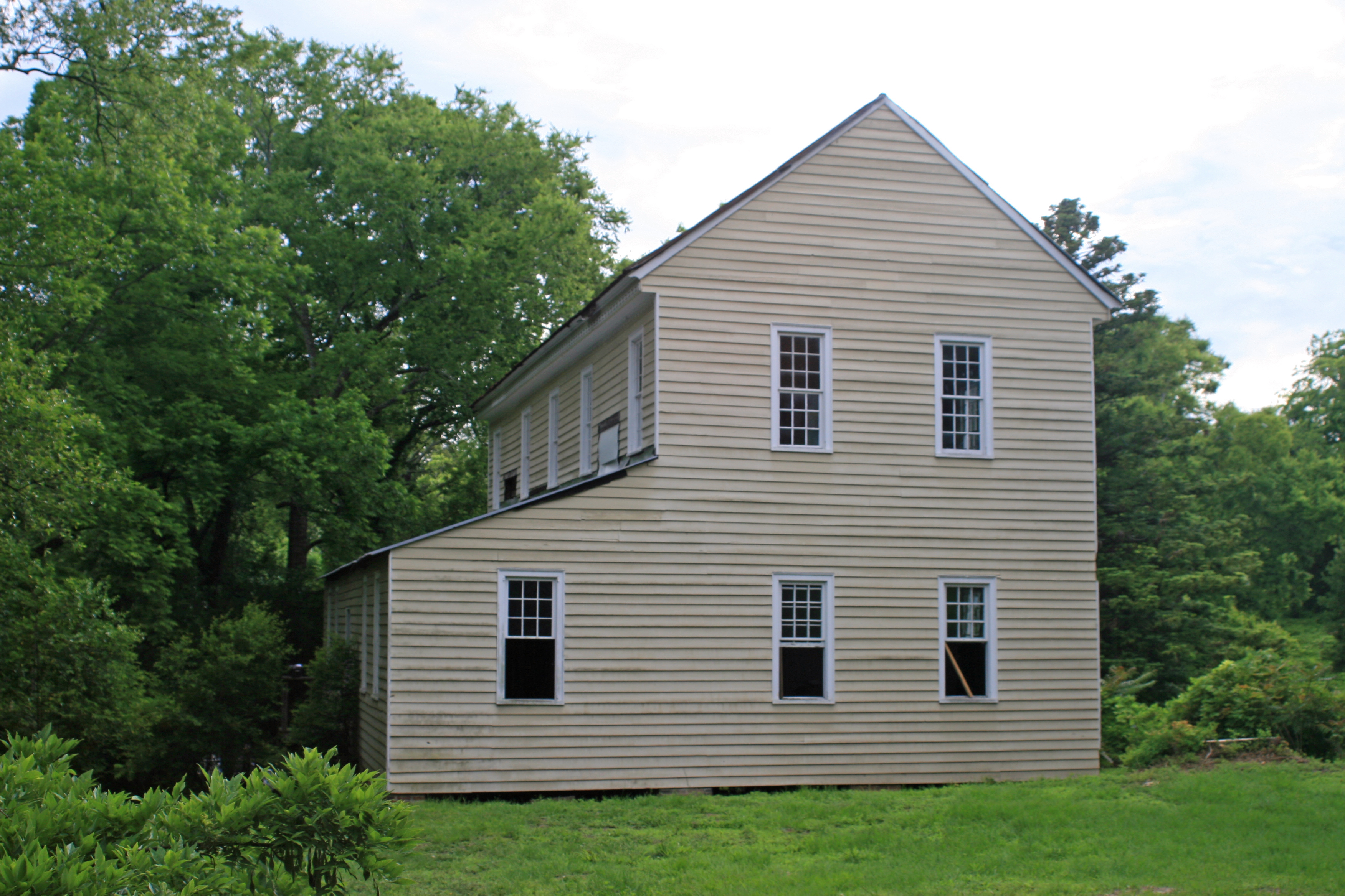 Caleb Coker House