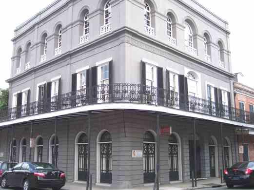 Madam Delphine LaLaurie mansion