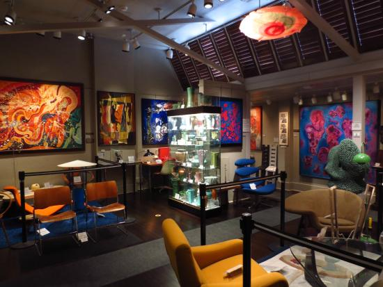 Exhibition at the Kirkland Museum (image from Trip Advisor)
