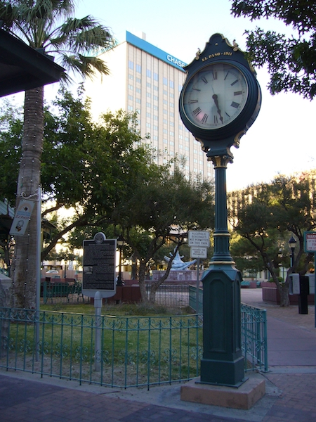 The historic clock was manufactured in 1911 and has operated ever since.