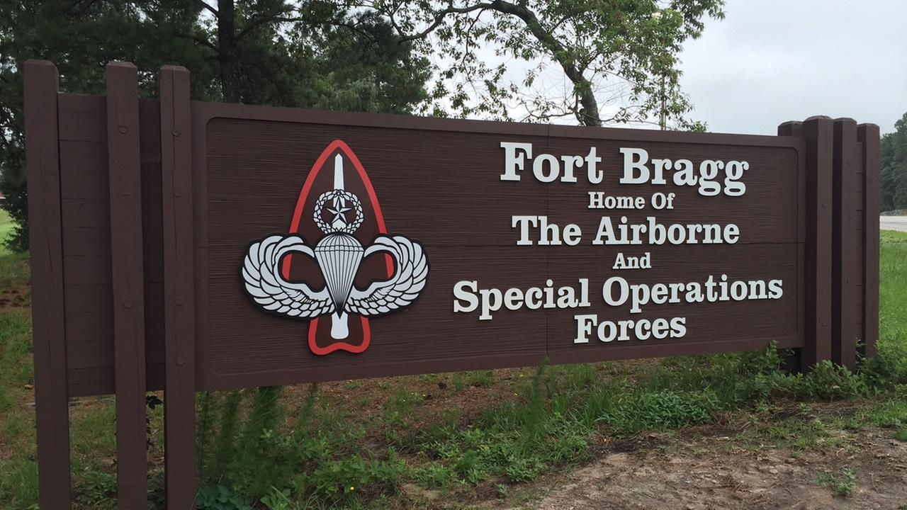 Fort Bragg was established in 1918.