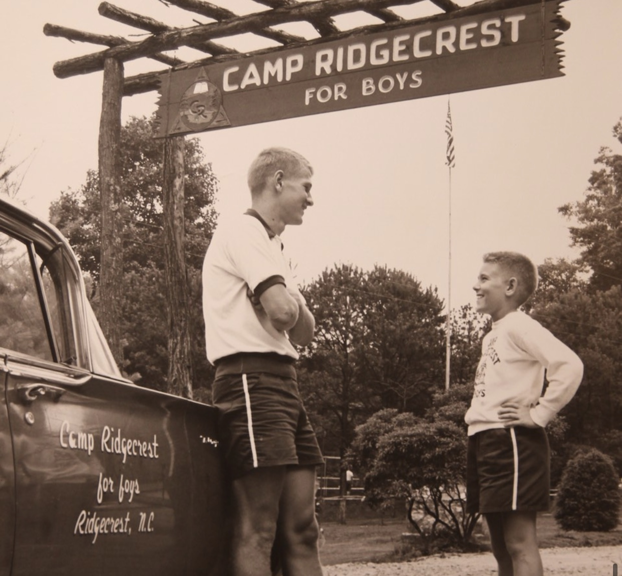 Camp Ridgecrest 1929