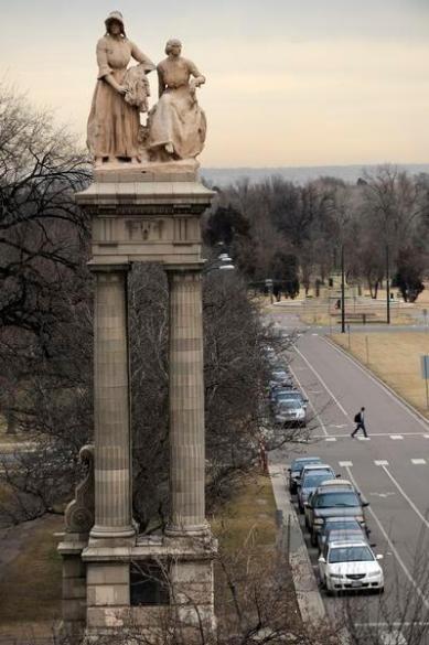 Sullivan Gateway of City Park (image from the Denver Post)