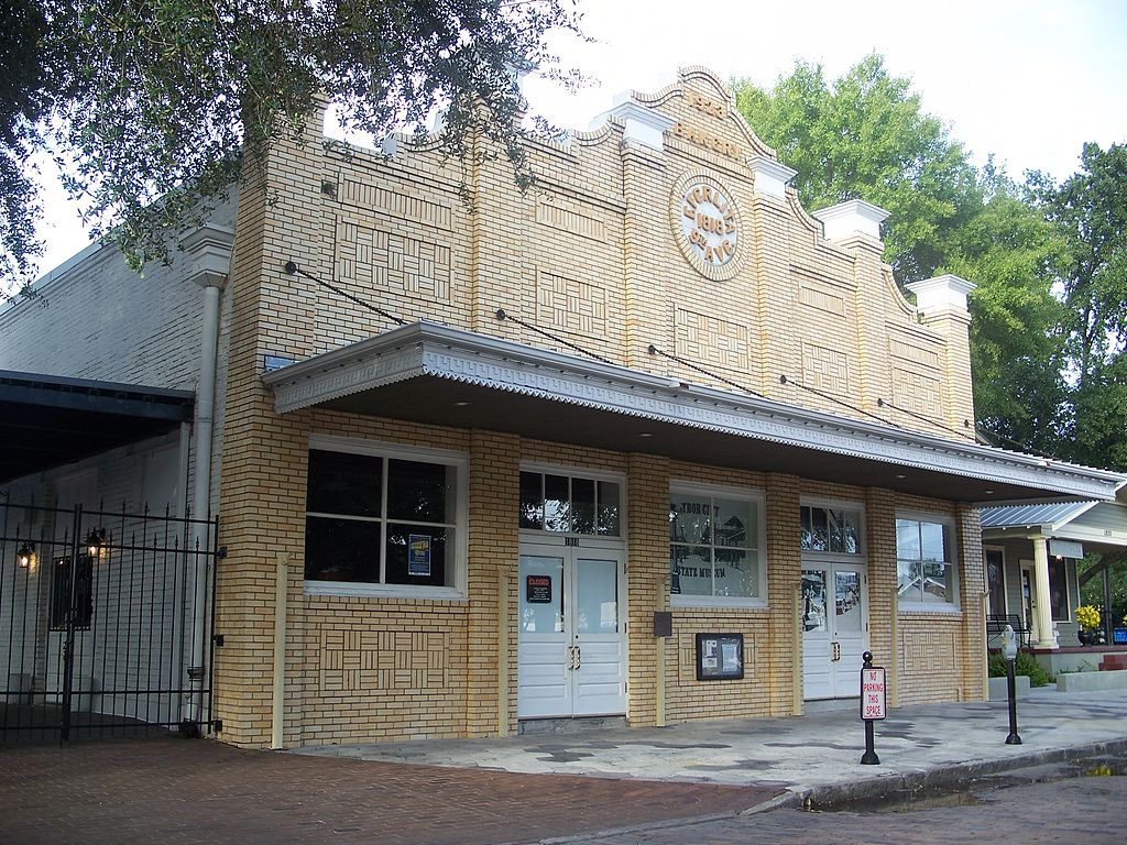 The former La Joven Francesca bakery as it looks today