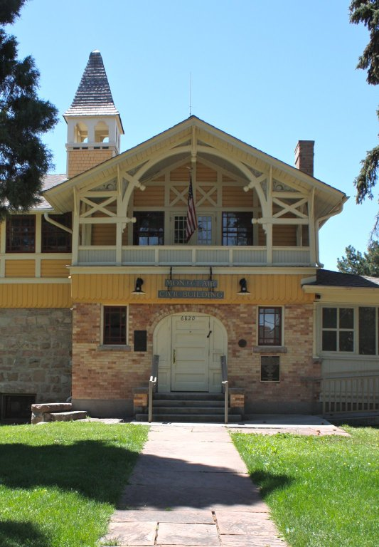 Montclair Civic Building (image from University of Colorado)