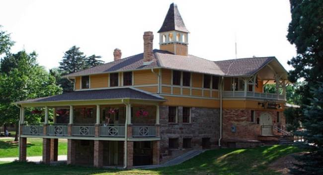 "Montclair Civic Building, also known as ""The Molkery"" (image from the City of Denver)"