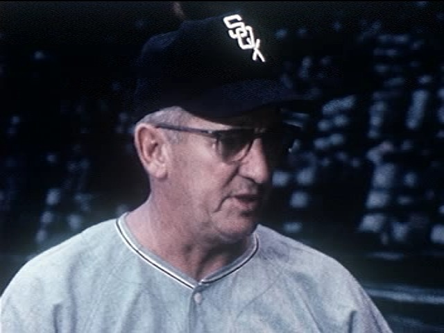 Al Lopez as manager for the Chicago White Sox (1957-1965, 1968-1969)